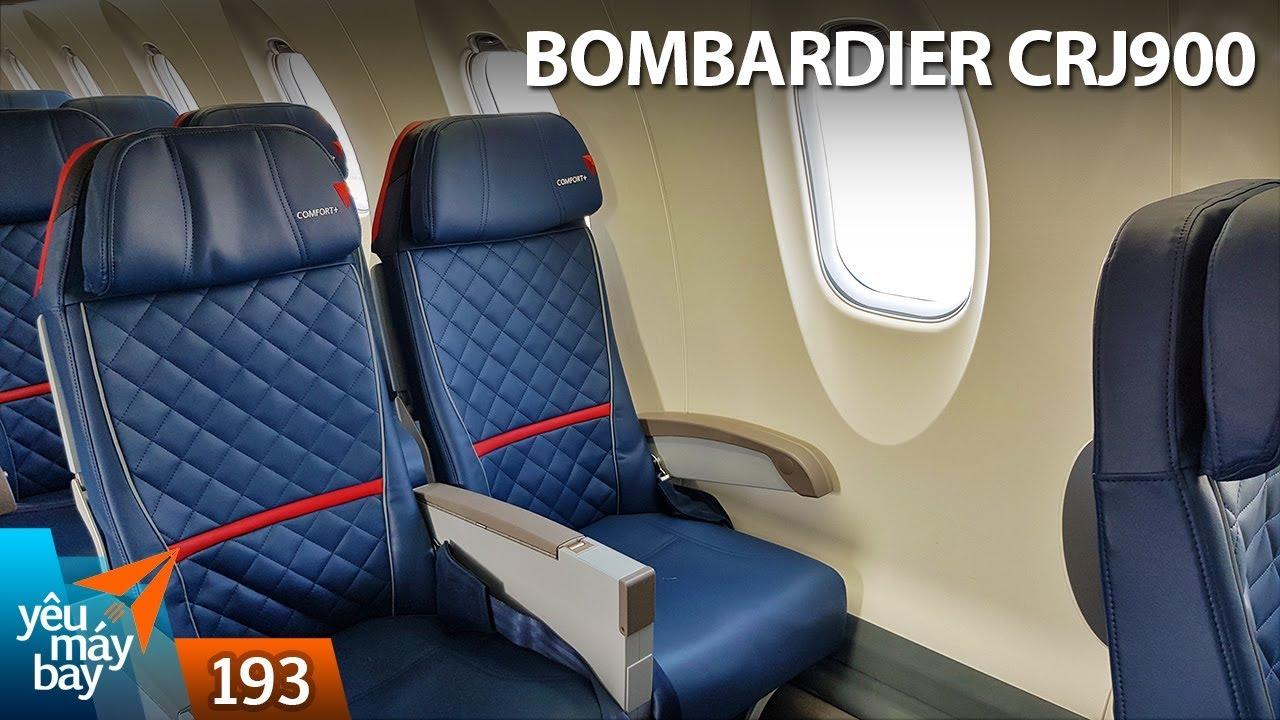 VLOG #193: Vietnam Airlines tham gia bay thử nghiệm Bombardier CRJ900   Yêu Máy Bay