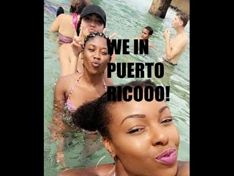 A MONTH IN PUERTO RICO!!! *VLOG*
