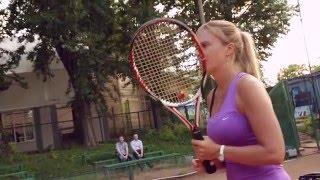 Как мы проводим уроки обучения большому теннису во взрослой группе