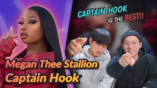 K-pop Artist Reaction] Megan Thee Stallion - Captain Hook [Official Video]