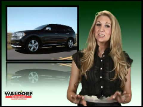Waldorf Dodge mini 2011 Dodge Durango review