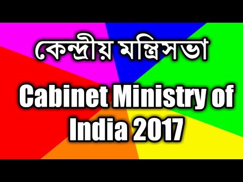 Ministry of India | Must Watch Indian Cabinet Minister