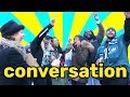 Download Conversation and slang with Philadelphia Eagles fans