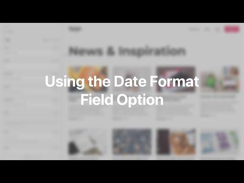 Using The Date Format Field Option   YOOtheme Documentation (Joomla)