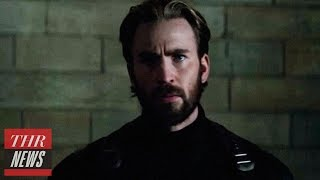 Captain America's 'Infinity War' Beard Was Most Popular Part of Trailer | THR News