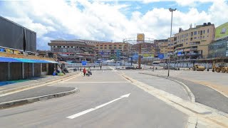 ON THE GROUND: KCCA postpones reopening of old taxi park again