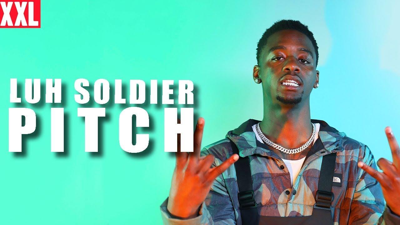 Blacc Zaccs 2020 XXL Freshman Pitch - YouTube