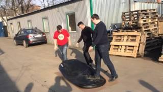 видео Как выбрать автомобильный бокс? Terra Drive или Thule? ― Интернет-магазин Маршрут