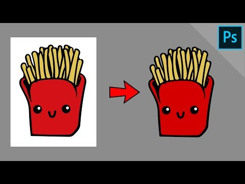 Convert JPG to PNG | PHOTOSHOP TUTORIAL thumbnail
