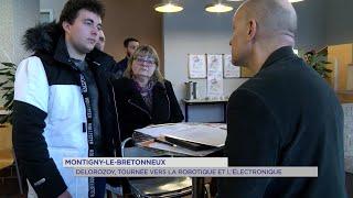 Yvelines | Montigny-le-Bretonneux : Delorozoy, tournée vers la robotique et l'électronique