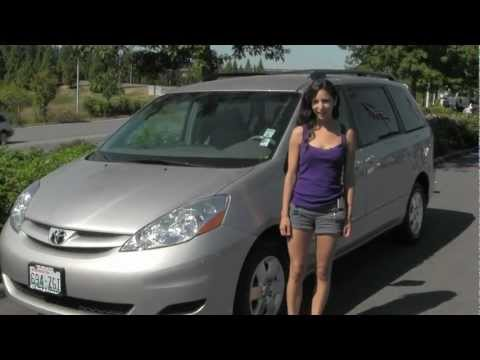 Virtual Video Tour of a 2005 Toyota Sienna from Chaplins Auto Group in Bellevue Washington