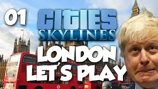 Cities: Skylines London Let
