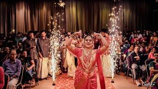 Kerala Bride entry dance  2020 #kerala #bride #bride solo #kannadikudumkooti