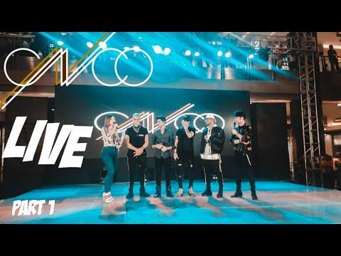 CNCO - Sólo Yo/ Se Vuelve Loca | LIVE at SM CITY CEBU (HD)