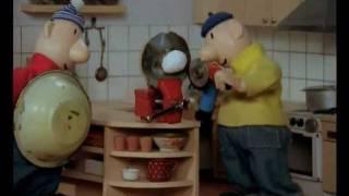Пат и Мат.  Пасхальное яйцо.