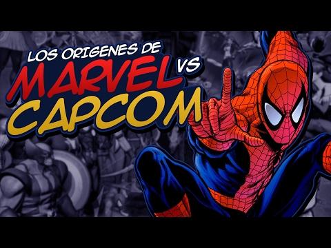 Los Origenes de Marvel Vs Capcom