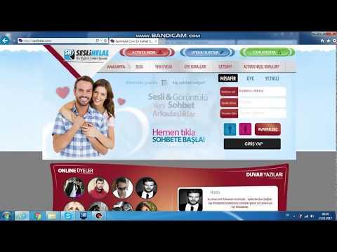seslihelal.com  Eğlence,Sohbet,Müzik,Arkadaşlık Sitesi