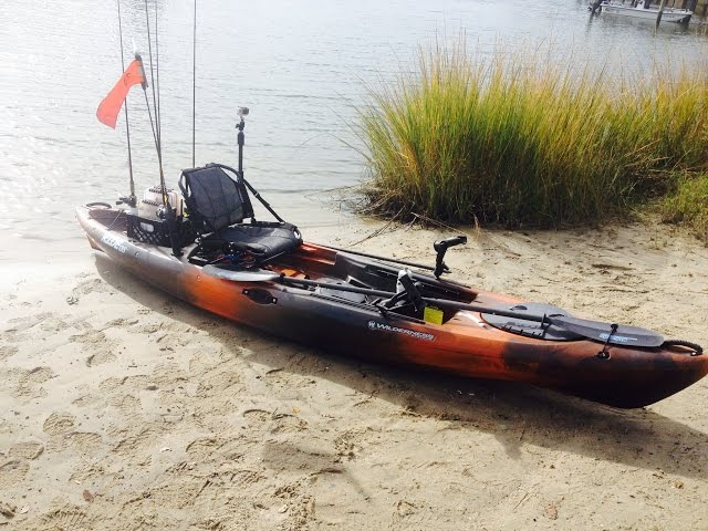 Ride 135 Max Angler Field Review