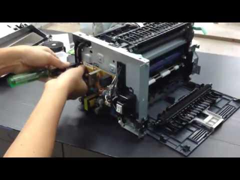 xerox docuprint m205 วิธีการถอดเครื่อง โดย คอมพิวท์