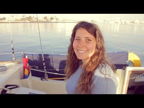14] She's FINISHED! Splashing At Last | Sailing Kittiwake