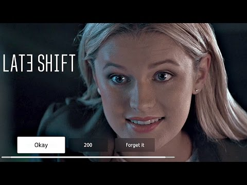 Late Shift Walkthrough [Part 1 of 2] - Interactive Crime Film (PS4 Gameplay HD)