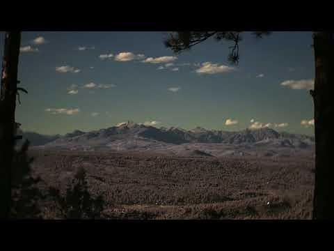 20180622 Pagosa Peak Timelapse without IR cut filter