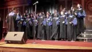 """Howard Gospel Choir - """"Awesome God"""""""
