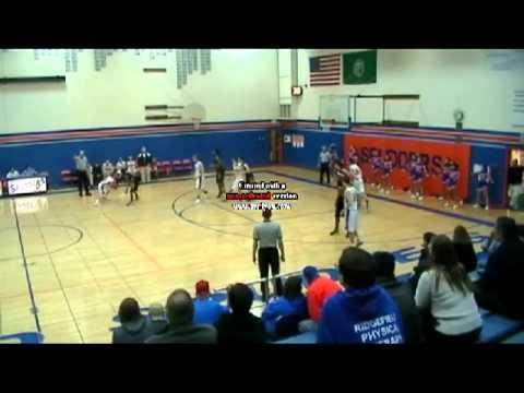 David Potter Ridgefield High School Basketball Highlight