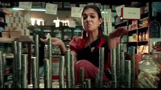 Nayanthara hot Latest Tata Sky ad Tamil