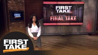 Molly calls out MSU for lack of response for Larry Nassar | Final Take | First Take | ESPN