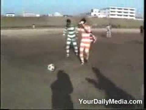 Binocular Football: Highlights