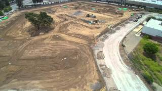 Construction Site Aerial Survey