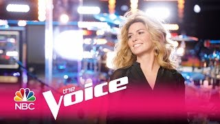 The Voice 2017 - Shania Twain on The Voice! (Digital Exclusive)