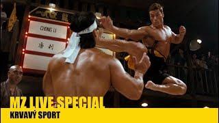 MZ Live Speciál: Krvavý sport