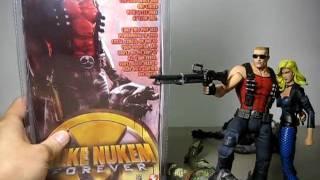 Neca Duke Nukem Forever Duke Nukem Figure