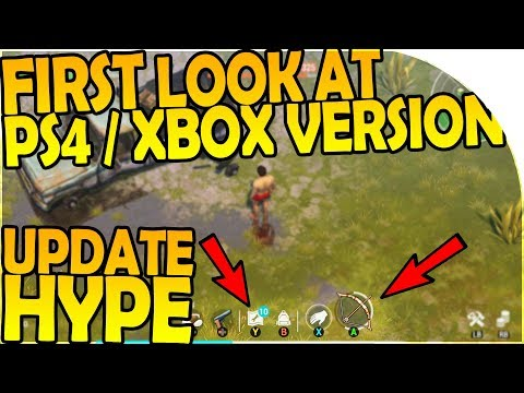UPDATE HYPE + FIRST LOOK AT PS4 / XBOX ONE VERSION - Last Day On Earth Survival 1.6.2 Update