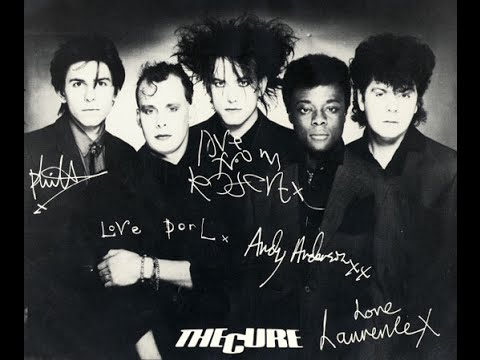 Video the cure lullaby