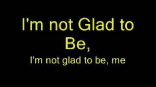 Hail The Villain - Glad to Be (Lyrics On-Screen)