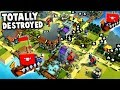 Kingdom Is TOTALLY DESTROYED!  (Kingdoms And Castles New Update Gameplay)