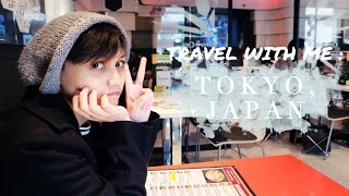 Travel With Me : Tokyo Japan | heybash