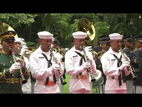Departure Honors of President Benigno S. Aquino III 6/30/2016