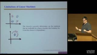 Yann LeCun Lecture 1/8 Why Deep Learning ?