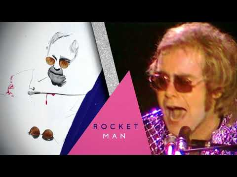 Elton John - Diamonds (official Trailer)