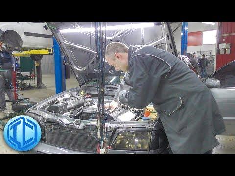 Ерунда для диагноста - большая проблема для автовладельца. Audi A6 C4 не заводится