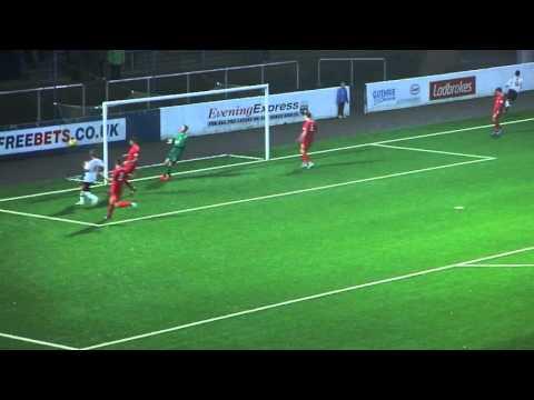 Montrose V East Stirlingshire Thomas Orr  36mins Goal