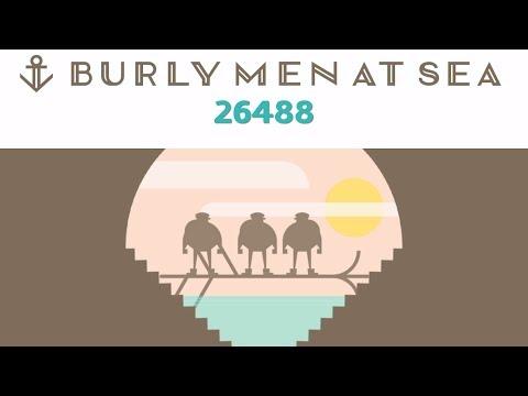 """Burly Men At Sea """"Story 26488"""""""