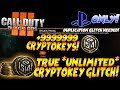 BO3 2018 *TRUE* SOLO UNLIMITED CRYPTOKEYS GLITCH! 100% REAL UNLIMITED WEEKLY/DAILY CRYPTOKEY GLITCH!