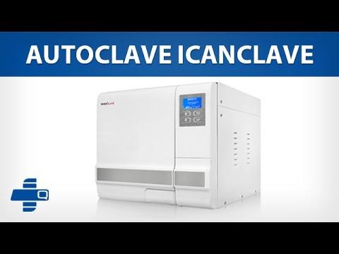 Autoclave Icanclave - Clase N y B (922-STE-B23D)
