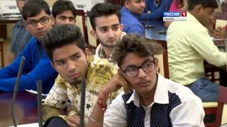 Индийские студенты в Перми изучают медицину и закаляются
