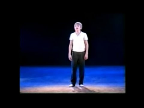 Billy Elliot (London 2005) Liam Mower act 2